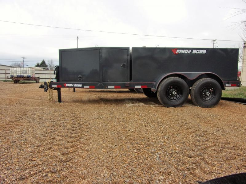 2019 Farm Boss FB990 Fuel Trailer