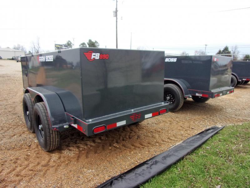 2019 Farm Boss FB990 Fuel Trailer