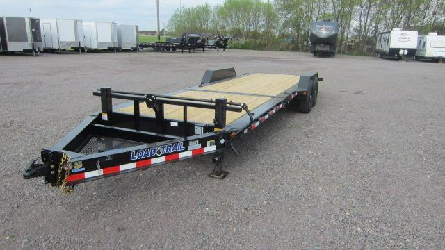 "2020 Load Trail 83""X24' Tilt-N-Go Flatbed Trailer"