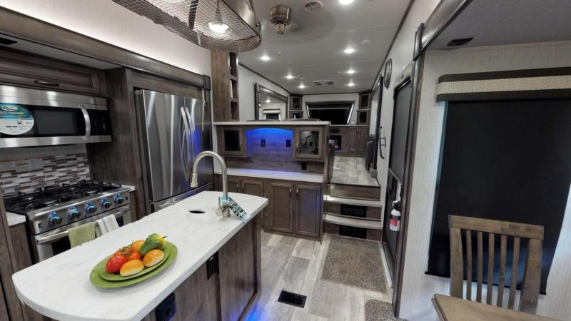 2020 Sandpiper 379 FLOK Fifth Wheel Campers RV