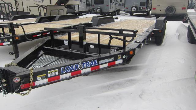 2020 Load Trail 83x20 Tandem Axle Tilt Deck
