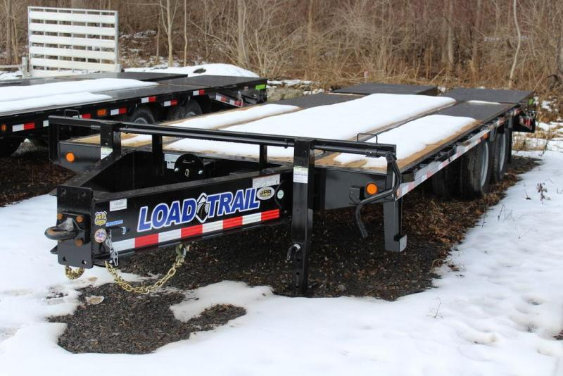 2020 Load Trail 8.5X24 22K Low-Pro Equipment Trailer