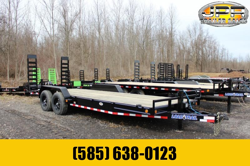 2019 Load Trail 7x22 Equipment Trailer