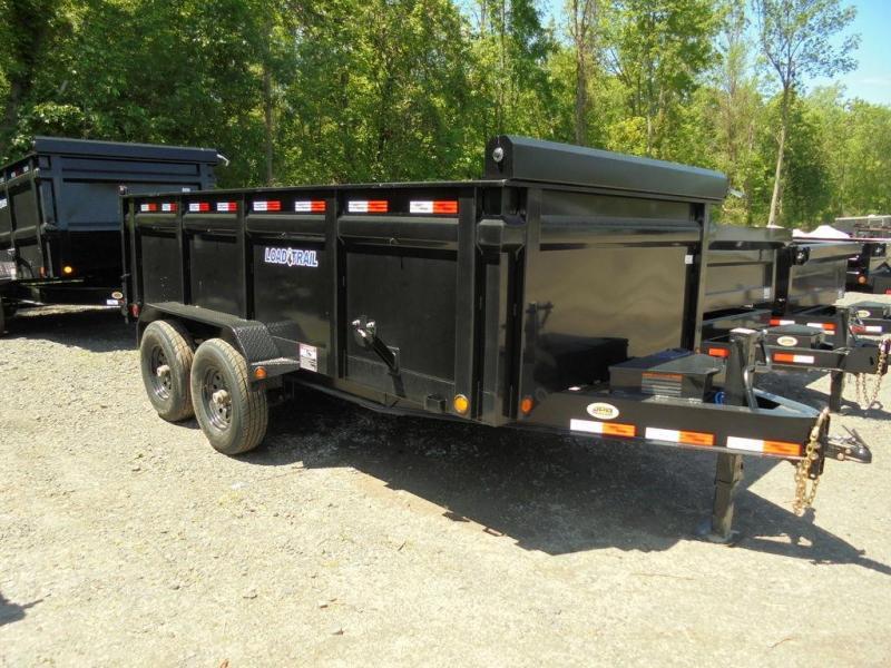 "2020 Load Trail 83""X14' 14K Dump Trailer w/ 48"" Sides"