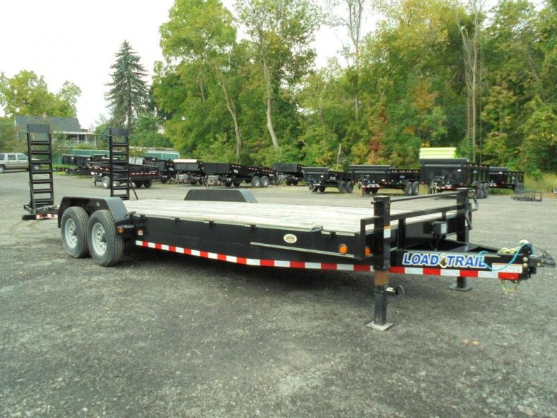 "2019 Load Trail 83""X24' 14K Equipment Trailer"