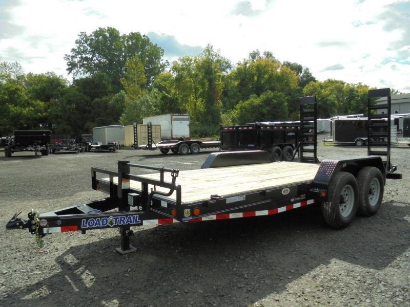 "2019 Load Trail 83""X16' 14K Equipment Trailer"