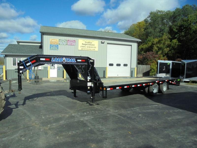 2019 Load Trail 8.5X25 24K Low-Pro Tandem Gooseneck Trailer
