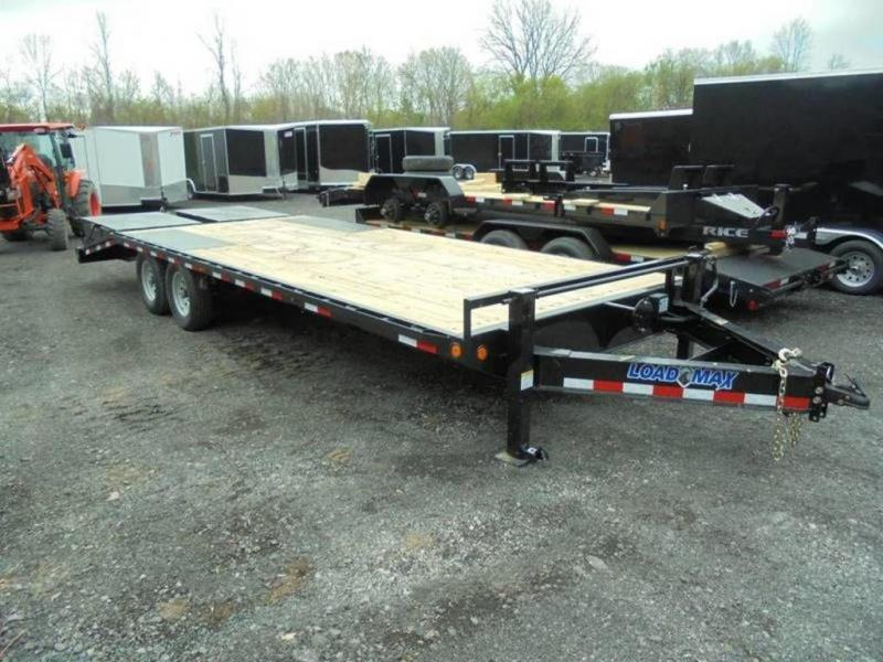 2019 Load Trail 8.5X24 14K Deckover Equipment Trailer