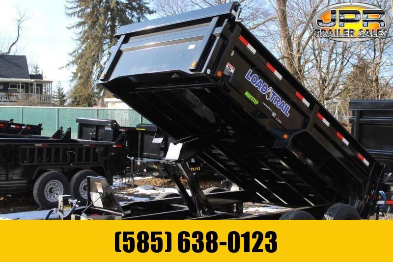 2020 Load Trail 7X12 14K Dump Trailer