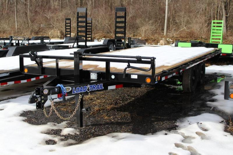 2020 Load Trail 8.5X20 14K Deckover Equipment Trailer