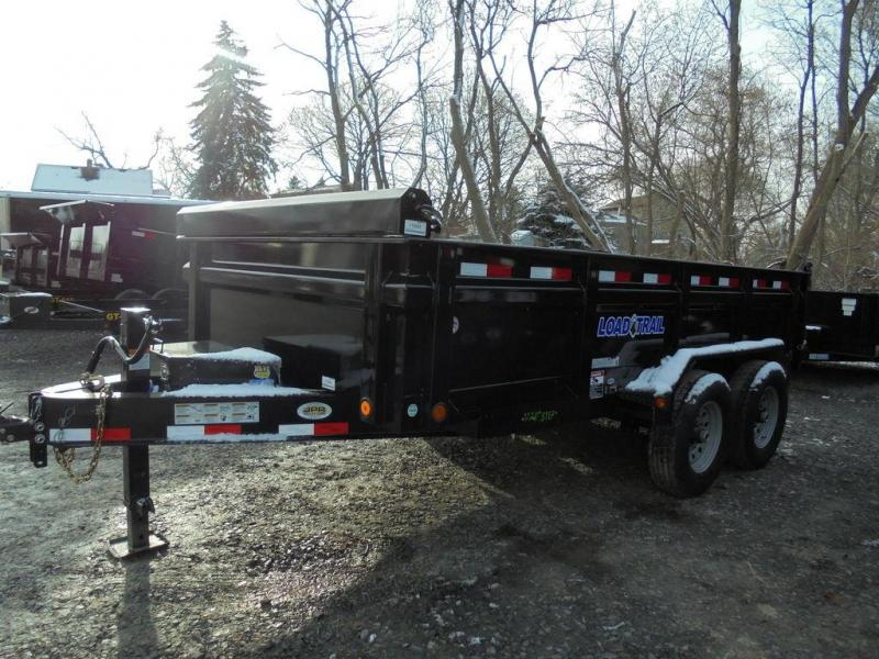 2020 Load Trail 7X14 14K Dump Trailer