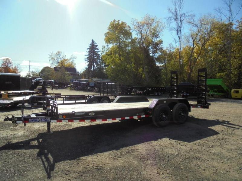 "2019 Load Trail 83""X20' 14K Equipment Trailer"