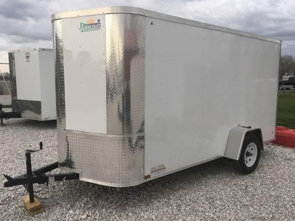 2019 Arising 6x12 SA Enclosed Cargo Trailer
