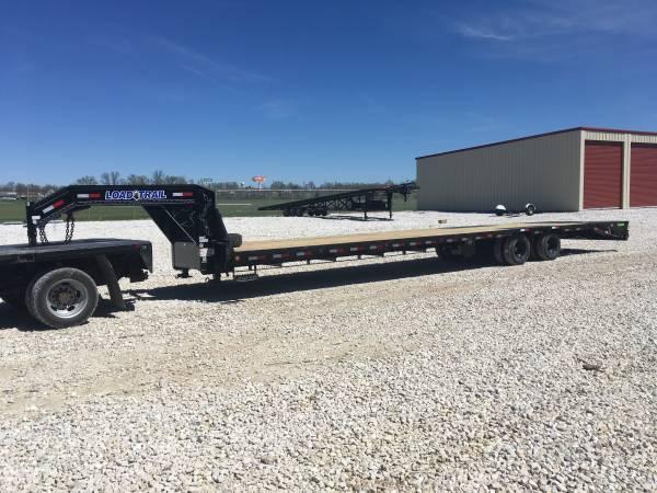 2019 Load Trail 8.5x40 Low Pro Equipment Trailer