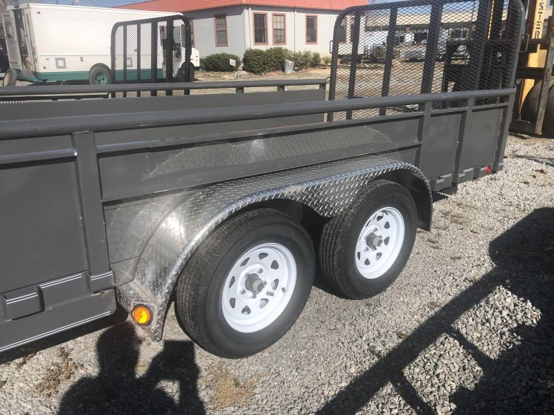 "2020 PJ Trailers (6'5"" x 18) UK182 Utility Trailer"