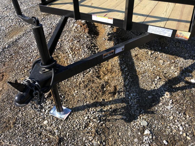 2020 (5 X 10) Currahee L510 Utility Trailer