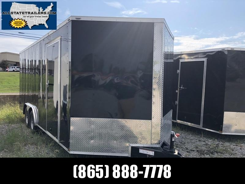 2020 Lark (8.5 X 20) 7000# GVWR VT85X20TA Enclosed Cargo Trailer