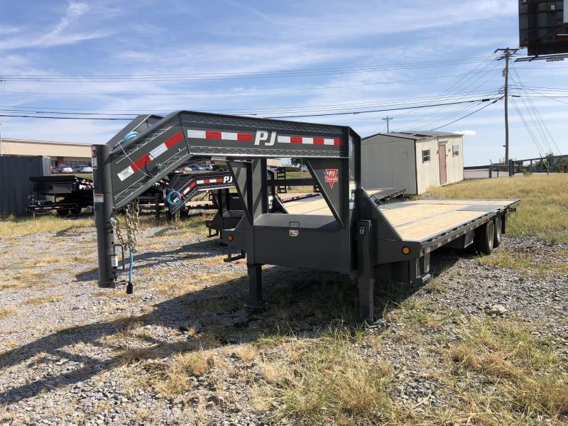 2020 PJ Trailers (8 x 32) LY322 Equipment Trailer