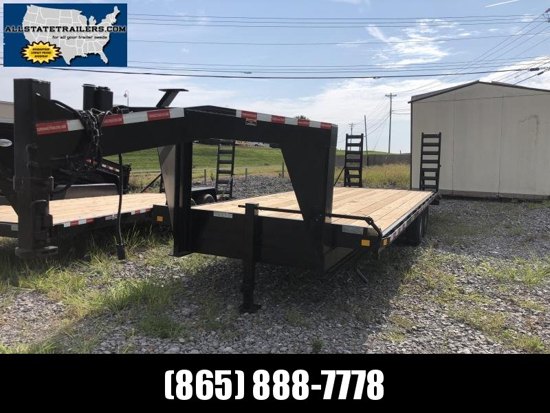 2019 Currahee (8 x 25) G825 Equipment Trailers