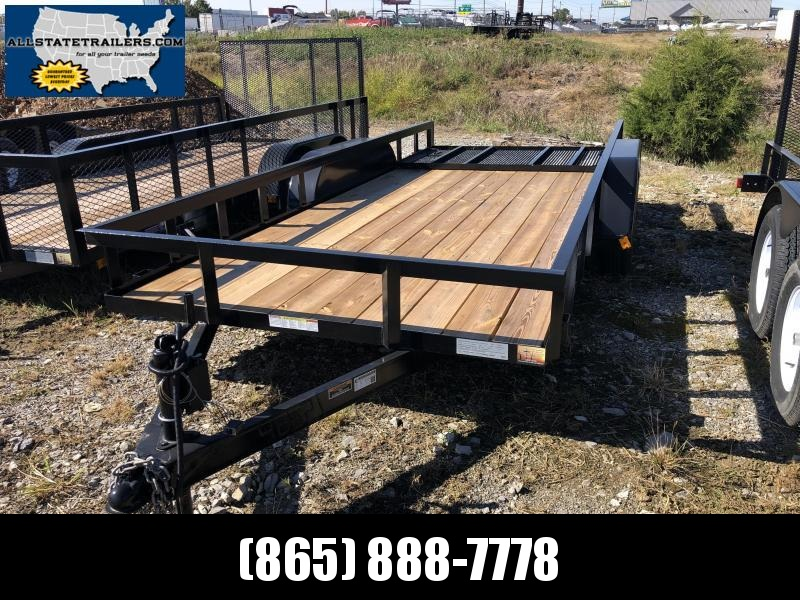 "2020 (6'4"" X 16) Currahee LD616 Utility Trailer"