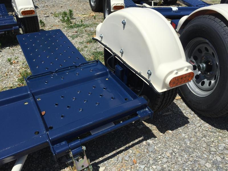 2019 Master Tow 80THDEB Car / Racing Trailer