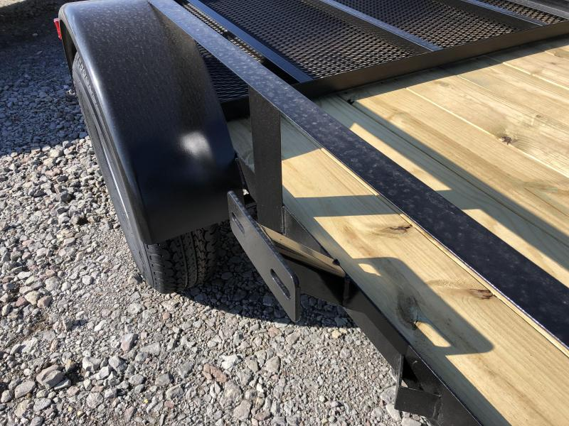 2019 (6 X 12) Currahee LD612 Utility Trailer