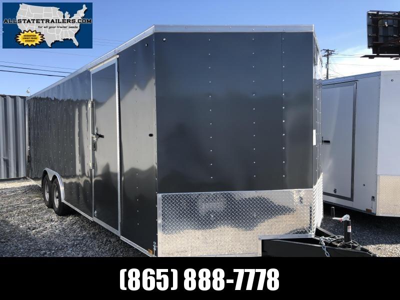 2020 (8.5 X 24) 10000# Enclosed Trailer Ramp Door