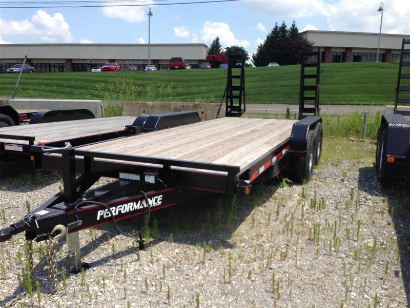 Clearance - 2013 Performance Trailers HC7718 Equipment Trailers in  TN