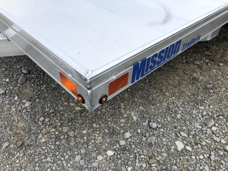 """2020 Mission (66"""" X 10') 2200# MU66X10AR2.0 Utility Trailer"""