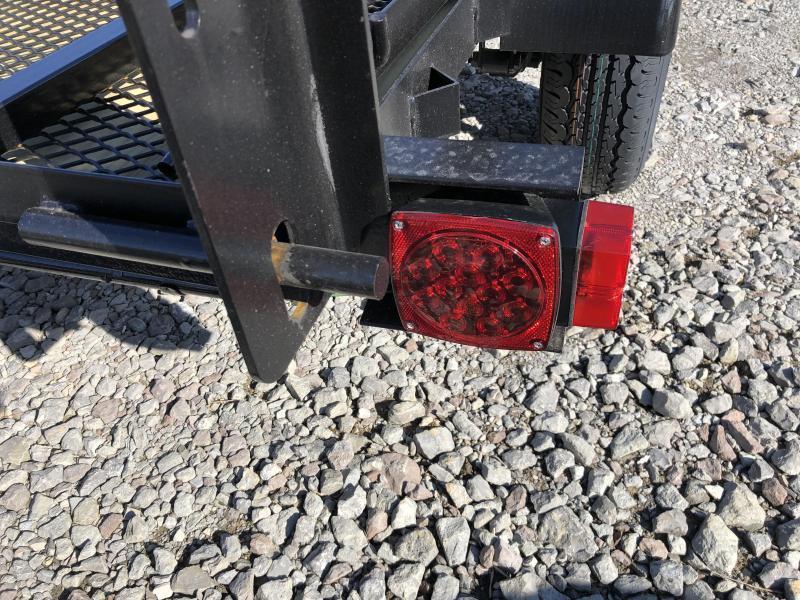 2020 (6 X 12) Currahee L612 Utility Trailer