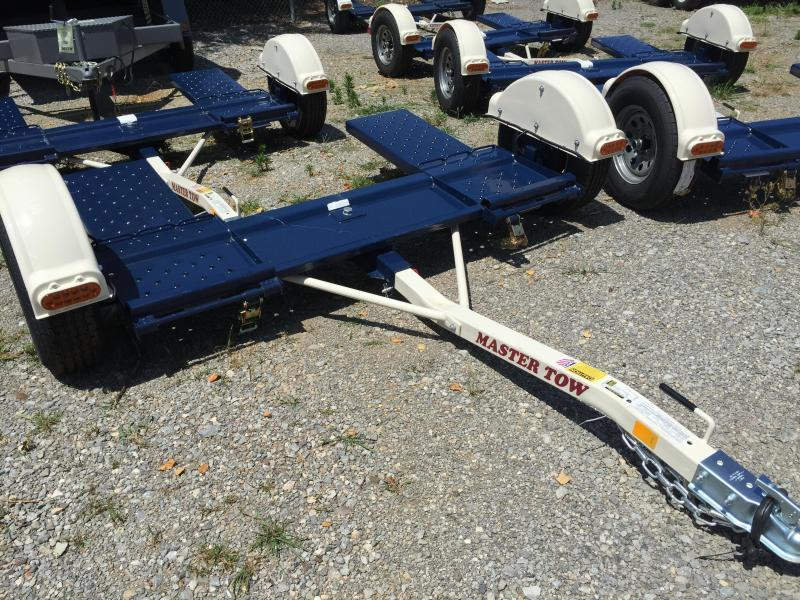 2020 Master Tow 80THDEB Car / Racing Trailer