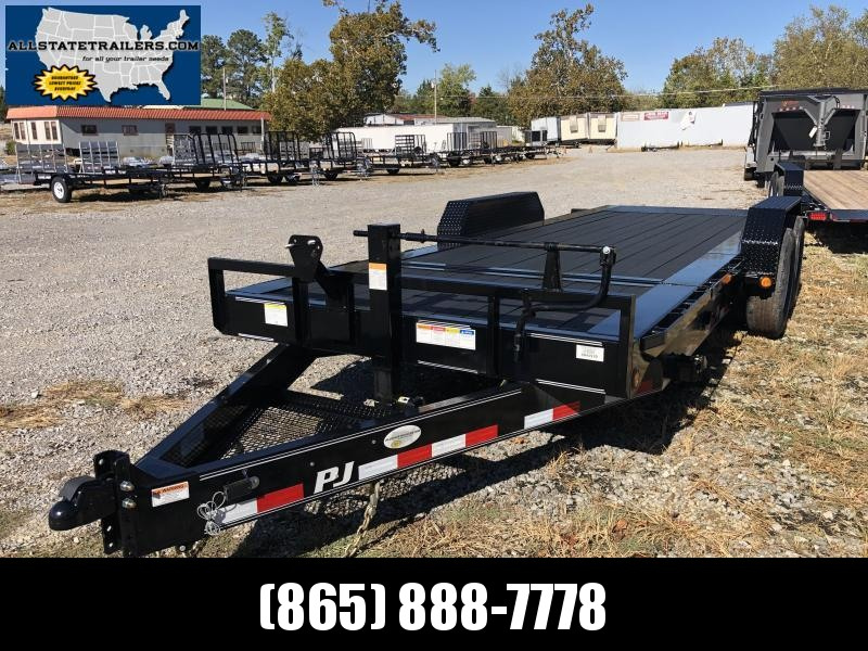 2020 PJ Trailers TK202 Equipment Trailer