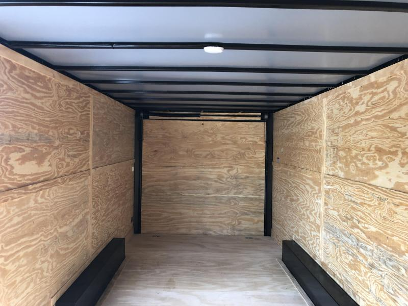 2020 Lark (8.5 X 20) 10000# GVWR VT85X20TA Enclosed Cargo Trailer