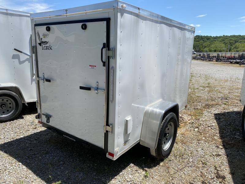 2020 Lark (5 x 8) VT508SA 2990# GVWR Enclosed Cargo Trailer