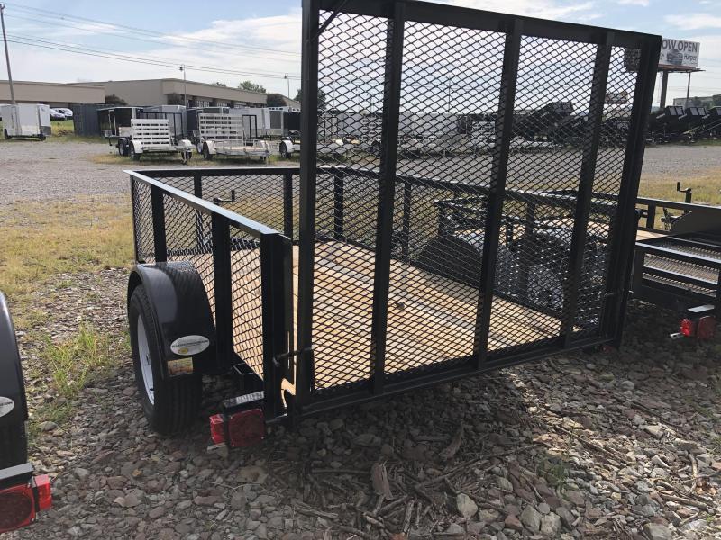 2019 (5 X 8) Currahee L508HS Utility Trailer