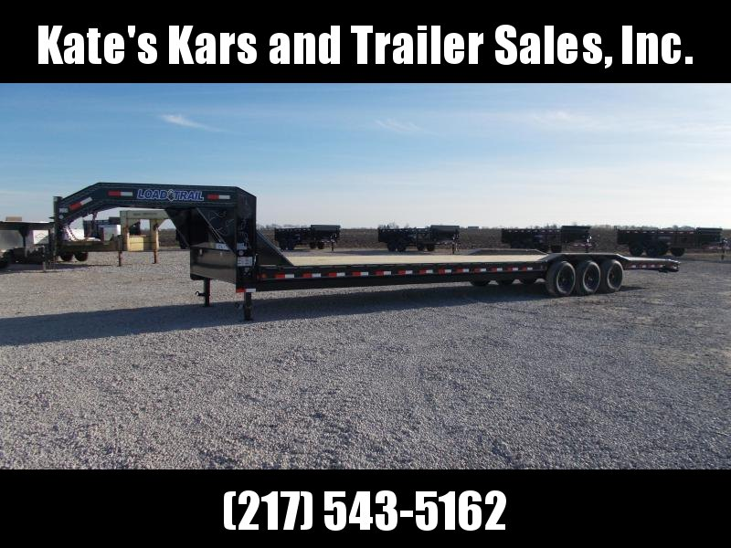 2020 Load Trail 102X40' Triple Axle Buggy Hauler 21K 14PLY Tires Flatbed Trailer