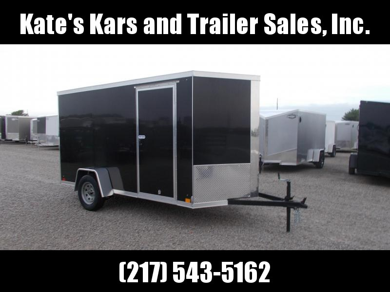 "2020 Cross Trailers 6X12 HD 16"" ON Center Enclosed Cargo Trailer"