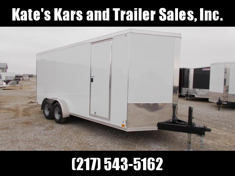"2020 Cross Trailers 7X18 HD 9990GVWR 6""+Tall Enclosed Cargo Trailer"
