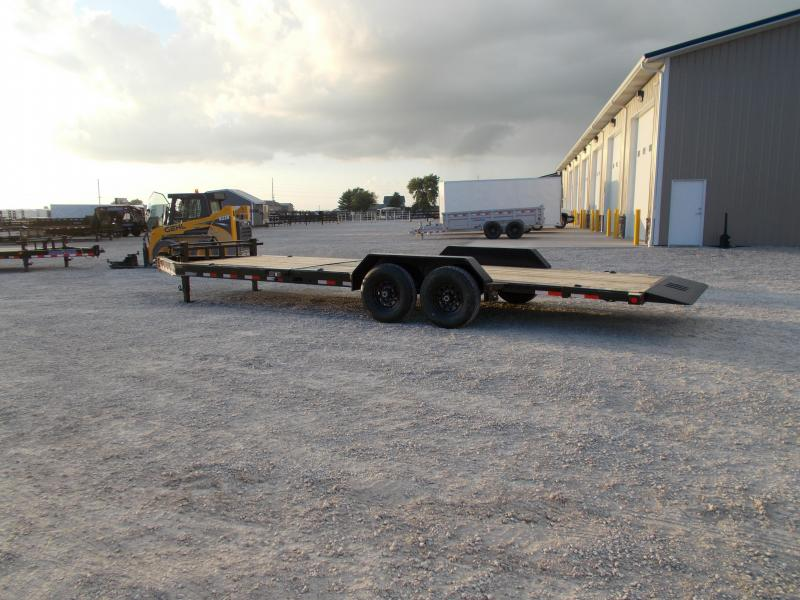 *NEW*Load Trail 83x24' Tiltbed Implement Trailer Equipment
