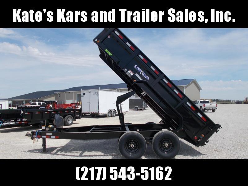 BEST DEAL on a Load Trail 83X14' Dump Trailer 14K LB