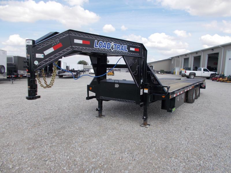 2020 Load Trail 102X25 22k GVWR Flatbed Trailer