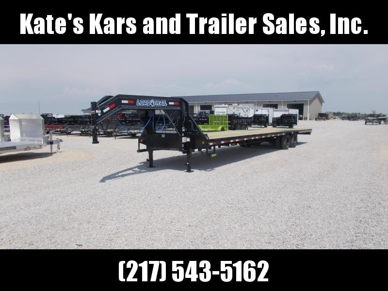 *NEW* Load Trail 102X40' Hotshot Gooseneck Trailer Flatbed Trailer