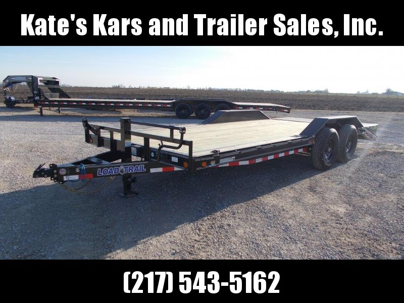 2020 Load Trail 102X20' Drive Over Fenders 14K GVWR Equipment Trailer
