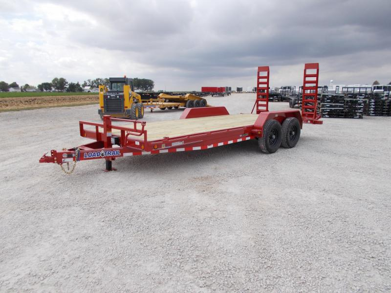 "*NEW* Load Trail 83""X20' Bobcat equipment 14000 LB Trailer"