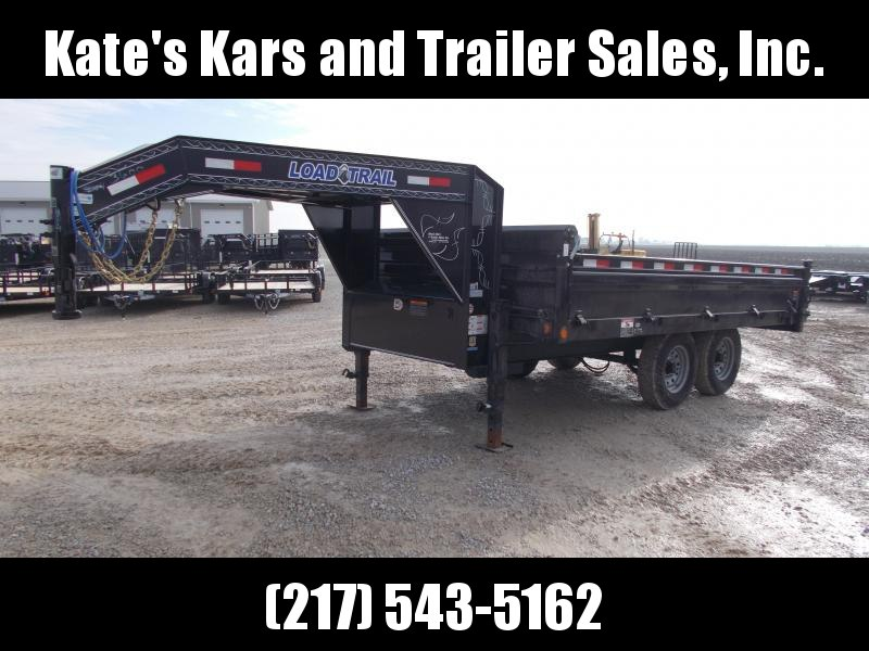 2019 Load Trail 96X14' Deckover 14K Dump Trailer