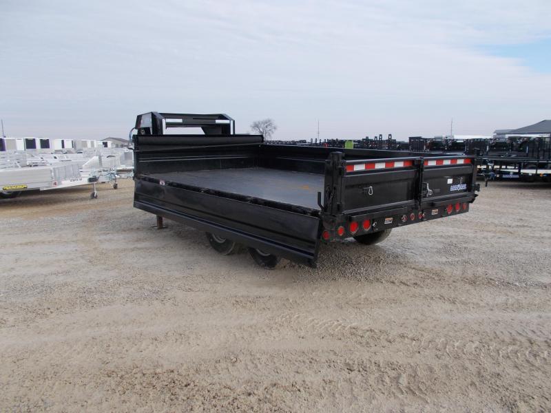 2019 Load Trail 96X14' Deckover 14K Dump Trailer