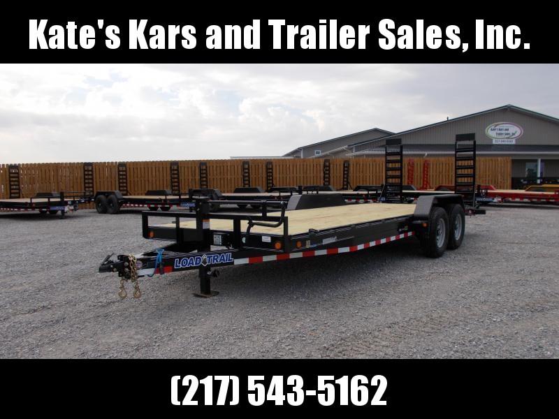 *NEW* 83X22' Equipment Trailer 14K LB