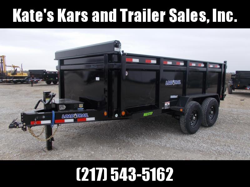 """2020 Load Trail 83X14' w 36"""" Sidewalls 14K GVWR Dump Trailer"""