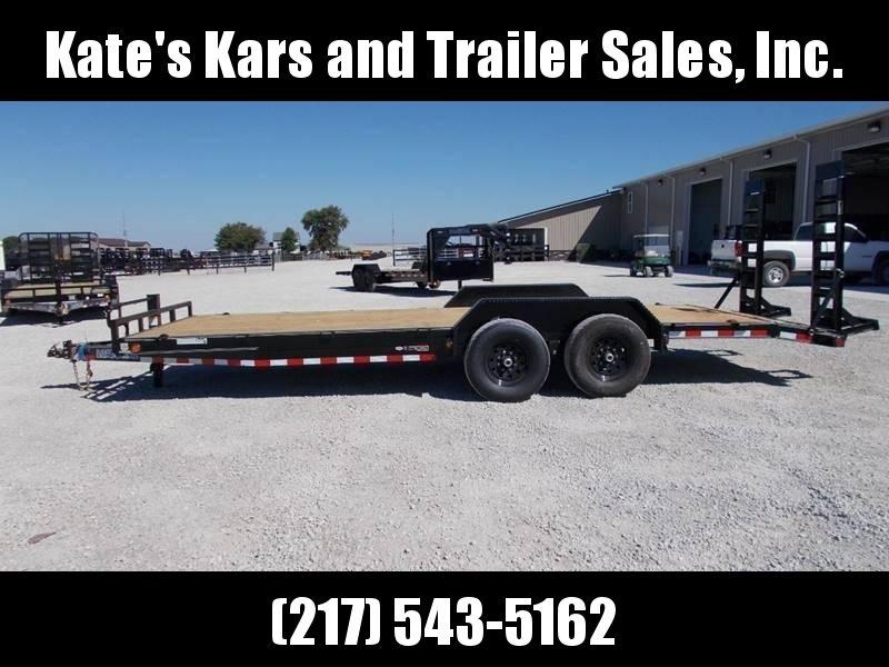 *NEW* Load Trail 83X22' 14K LB GVWR Implement Equipment Trailer