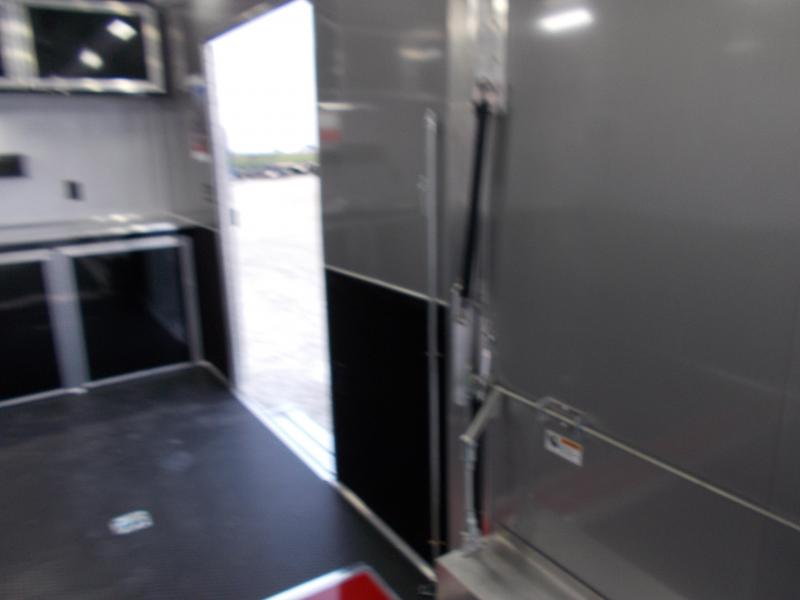 2020 Pace American 8.5X26' Decked Out Enclosed Cargo Trailer